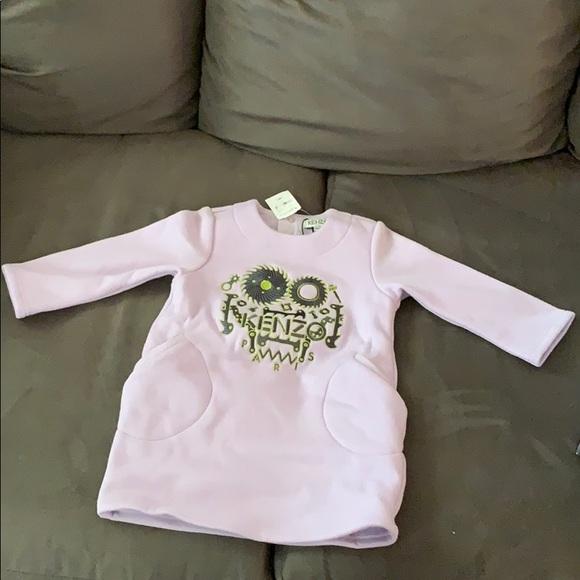 66daf18a Kenzo Dresses   Brand New Authentic Baby Girl Paris Dress   Poshmark